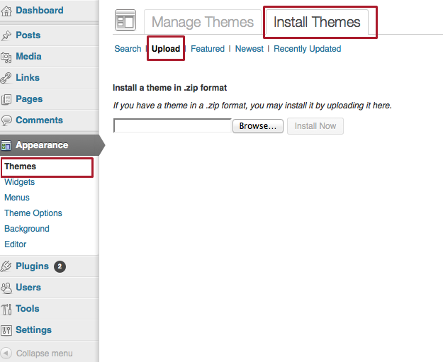 install_themes
