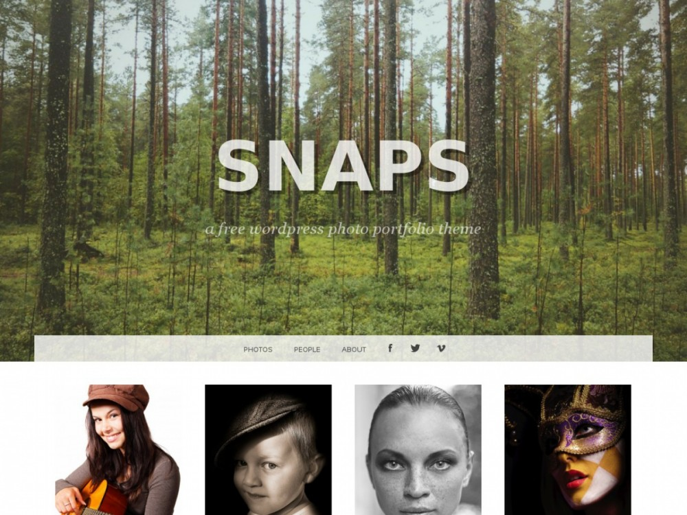 Wordpress szablony dla fotografów i blogerów