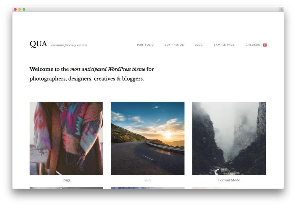 qua-wordpress-theme-portfolio
