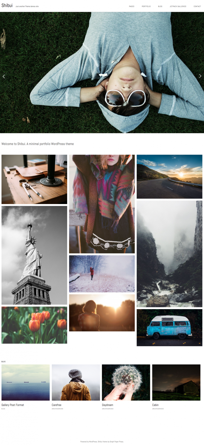 shibui-wordpress-theme