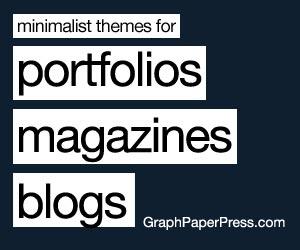 Graph Paper Press WordPress Themes